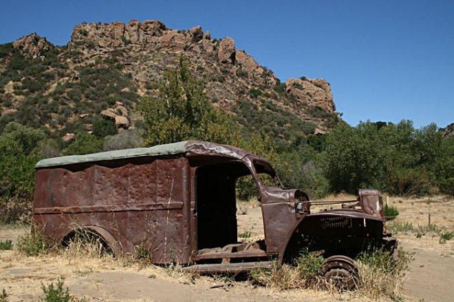 MASH Truck