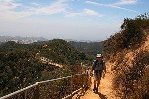 ken on backbone trail