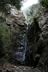bailey canyon waterfall