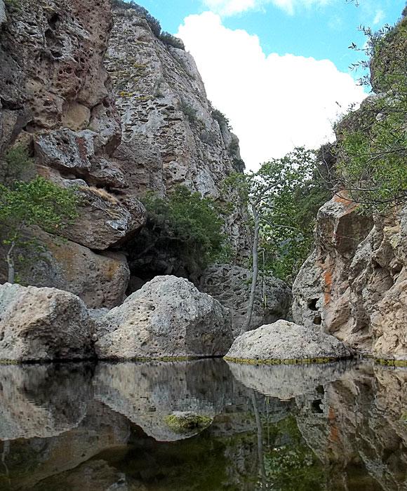 malibu creek rock pool