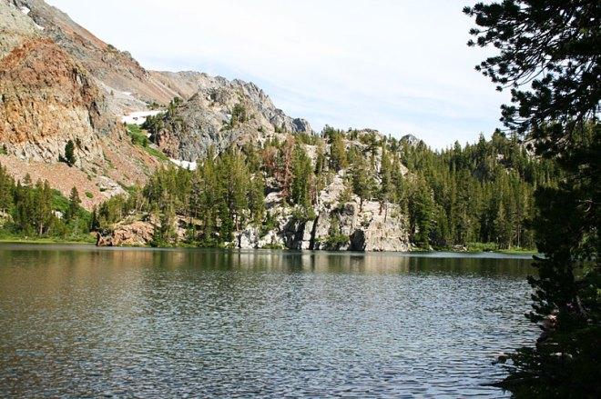 arrowhead lake (south side)