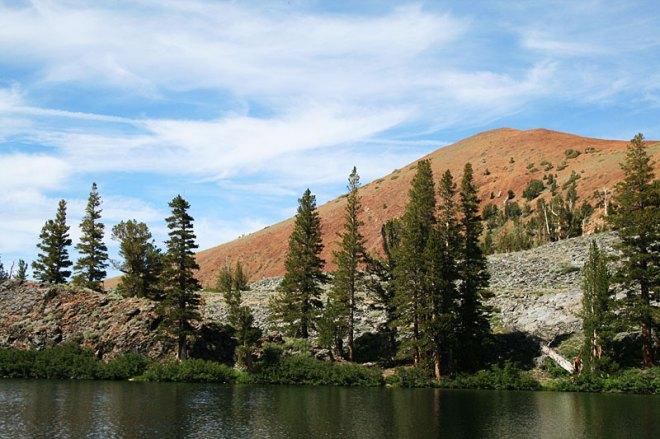arrowhead lake (north side)