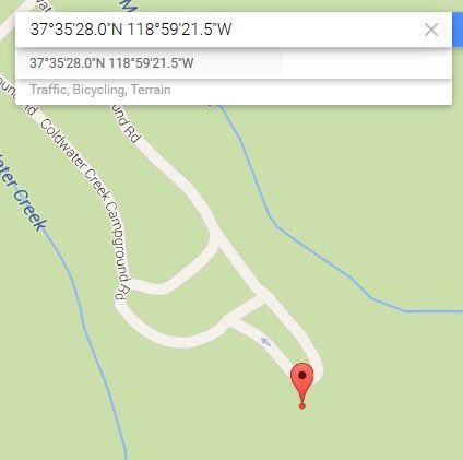 google_aroowhead_lake