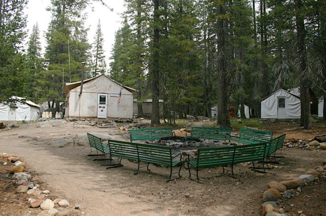 camp glen aulin
