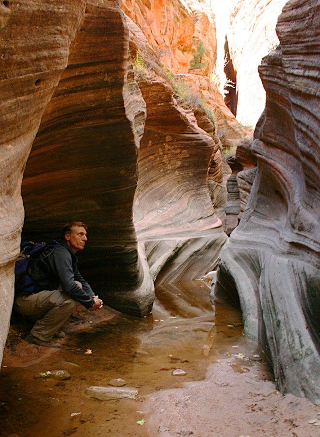 ken in echo canyon