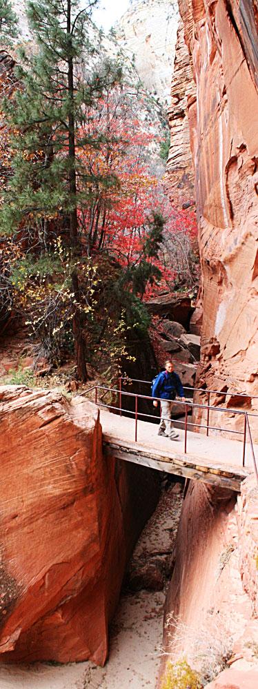 echo canyon bridge